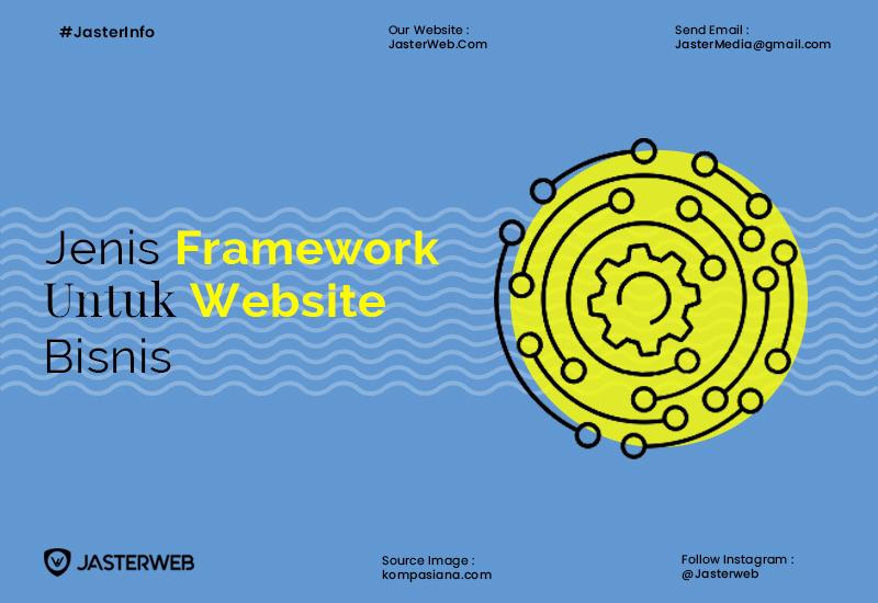 Jenis Framework untuk Website Bisnis