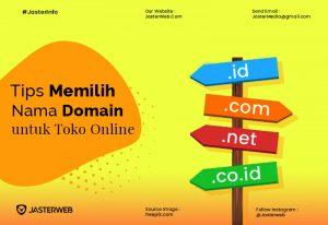 Tips Memilih Nama Domain untuk Toko Online