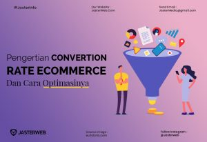 Pengertian Conversion Rate Ecommerce dan Cara Optimasinya