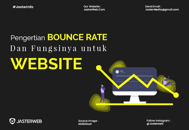 Pengertian Bounce Rate dan Fungsinya untuk Website