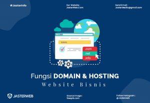 Fungsi Hosting dan Domain Website Bisnis