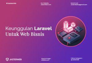 Keunggulan Laravel untuk Website Bisnis