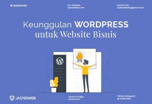 Keunggulan WordPress untuk Web Bisnis