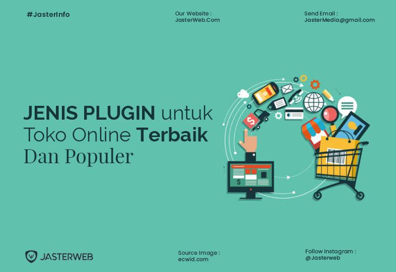 Jenis Plugin untuk Toko Online Terbaik Dan Populer
