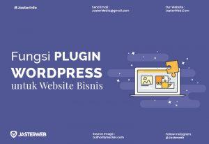 Fungsi Plugin WordPress untuk Website Bisnis