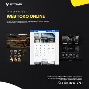 Jasa Pembuatan Toko Online Surabaya