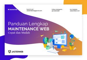 Panduan Lengkap Cara Maintenance Website Cepat dan Mudah