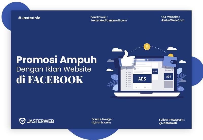 Promosi Ampuh Dengan Cara Iklan Website Di Facebook