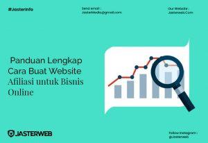 Panduan Lengkap Cara Buat Website Afiliasi untuk Bisnis Online