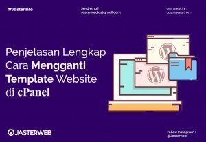 Penjelasan Lengkap Cara Mengganti Template Website di cPanel