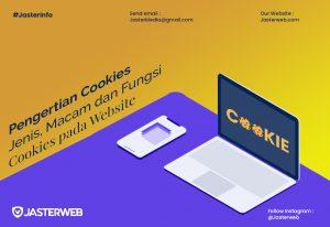 Pengertian Cookies: Jenis, Macam dan Fungsi Cookies pada Website