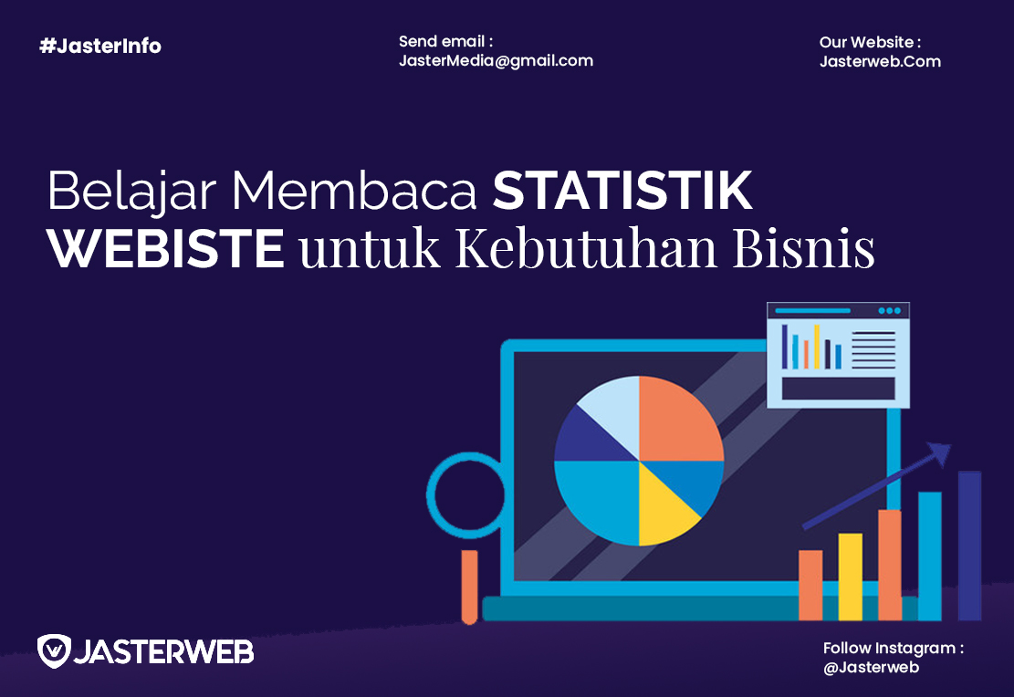 Belajar Membaca Statistik Website untuk Kebutuhan Bisnis