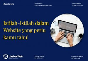 Istilah-istilah yang perlu kamu tahu sebelum membuat website!