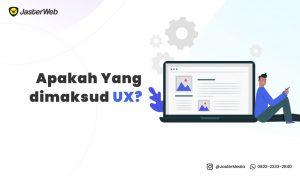Apa itu UX?